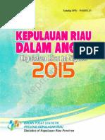 Kepulauan Riau Dalam Angka 2015
