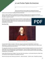 Newenglandhistoricalsociety.com-Samuel Adams the Last Puritan Fights the American Revolution Twice