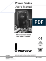 Watlow Power Series Manual