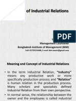 Industrial Relations 2017 Tanvir.ppt