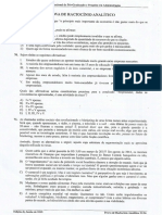 Teste ANPAD Edição Junho 2015 - Racíonio Analitico