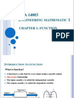 Engineering mathematics ( function)
