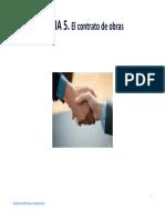 TEMA 5. EL CONTRATO DE OBRA (2).pdf