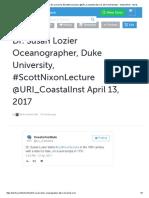 scottnixonlecture ci livetweet april282017