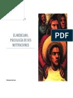 El Mexicano  Psicologia de sus Motivaciones - Ramirez.pdf