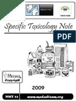Specific Toxicologyشيرين.net