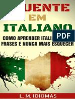 Fluente Em Italiano_ Como Apren - L. M. Idiomas