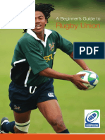 Beginners Guide to Rugby