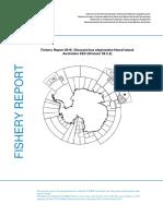 Fishery Report 2016 Dissostichus Eleginoides Heard Island (Division 58.5.2)