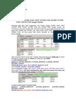 Materi My SQL JOIN