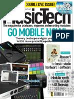 MusicTech - August 2016