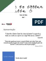 Curso de Libras - Aula 1