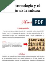 La Antropología y El Estudio de La Cultura
