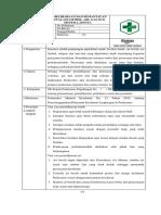 8.5.1. Ep2 SOP Pemeliharaan Dan Pemantauan Instalasi Listrik, Air, Ventilasi, Gas Dan Sistem Lain PKM PGD