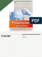 Prepositions - @Aprendendoingles - TeclaSAP