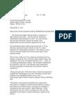 Official NASA Communication 01-205
