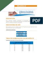 TABLA DE ALIMENTACION  DE PECES - MOJARRA 30.doc
