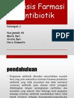 Analisis Farmasi 1