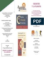 XIV Congreso Internacional de la Sociedad Cervantina de Madrid y Editorial Academia del Hispanismo con la colaboración de Fundación Pastor de Estudios Clásicos