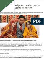 Irak y su ley de poligamia 7 noches para las esposas jóvenes, 3 para las mayores - ABC.es