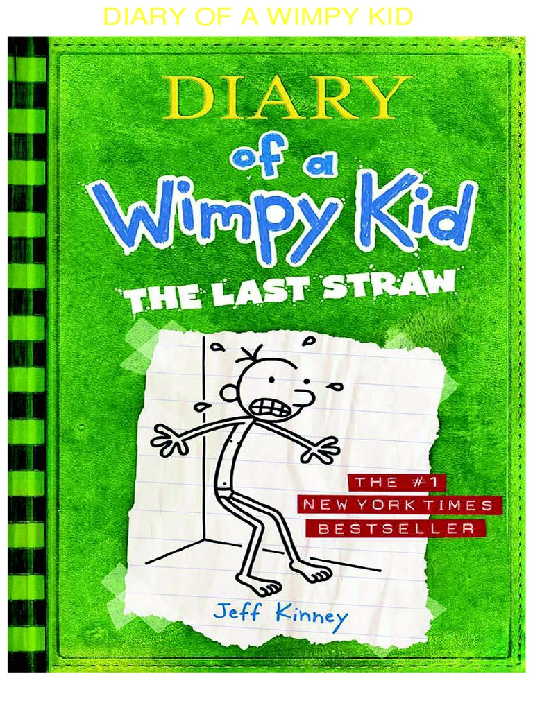 diary of a wimpy kid the last straw book download pdf
