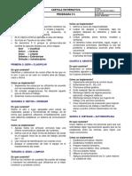 Cartilla Informativa 5S