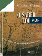 GEERTZ,Clifford – O saber local.pdf