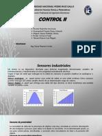 Control II - Sensores Industriales