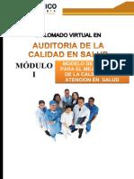 Modelo de Auditoria Para El Mejoramiento de La Calidad de La Atencion en Salud