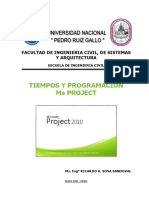 MANUAL Ms Project 2010 Ficsa