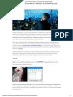 QGIS_ Capturar Amostra Dos Valores de Altimetria Para Pontos _ Processamento Digital
