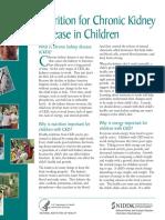 Nutrition CKD Children 508