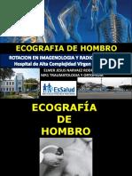 Ecografia Hombro
