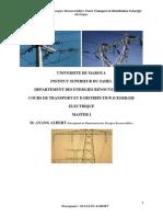 Cours Transport Et Distribution Denergie