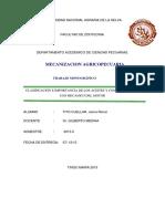 Clasificación e Importancia de Los Aceites y Combustibles de Uso Mecánico Del Motor