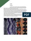 Sejarah Batik Tumpal