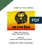 L. King Script