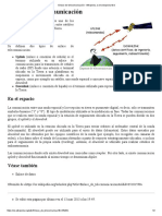 Enlace de Telecomunicación - Wikipedia, La Enciclopedia Libre