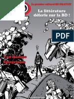 ZOO n°12 - Magazine de bandes dessinées français - Rivista fumetti francese - French strip magazine