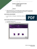 Adobe Premiere CS 6