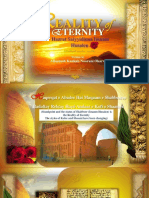 The Reality of Eternity -English Article-(Standpoint and the status of Shabbeer (Imaam Husaien) is the Reality of Eternity
