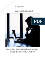 LPM - Professional Development Special Report