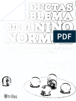 Conductas Problema en El Niño Normal