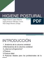 Higiene Postural p
