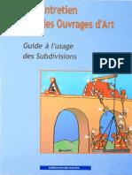 entretien des ouvrages d'art - guide à l'usage des subdivisions.pdf