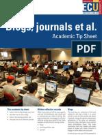 Blogs Journals