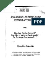 Instructivo Sobre Analisis Modelos Articulados