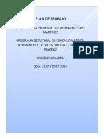PLAN DE TRABAJO DE TUTORIA  samantha.docx