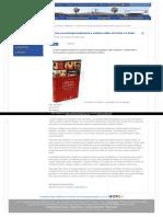 Publican Una Antologia Fundamental y Analisis Estetico Del Canto a Lo Poeta