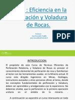 Eficiencia en la Perforacion y voladura.pdf